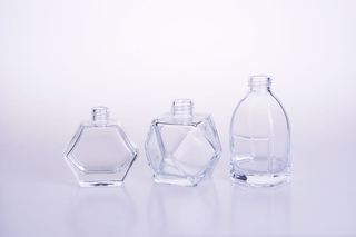 Unique Design Reed Diffuser Glass Bottle